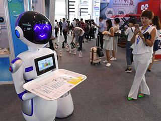 中国将来会击败西方夺取机器人控制权吗?