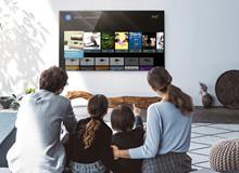 索尼电视打造高端客厅娱乐享受