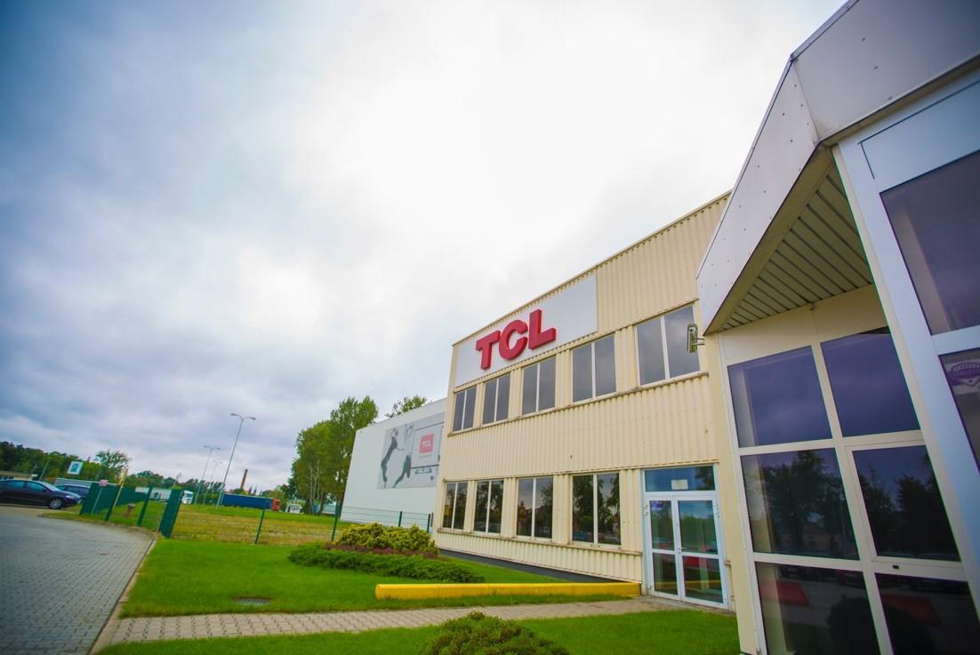 """依托""""一带一路""""加速国际化 TCL波兰工厂布局揭秘"""