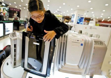 消费者趋理性 下半年空净市场增速或放缓