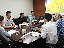 伊利诺伊大学佩格博士到访中国家用电器协会