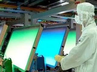 8月全球LCD TV面板出货数量环比劲增8.1%