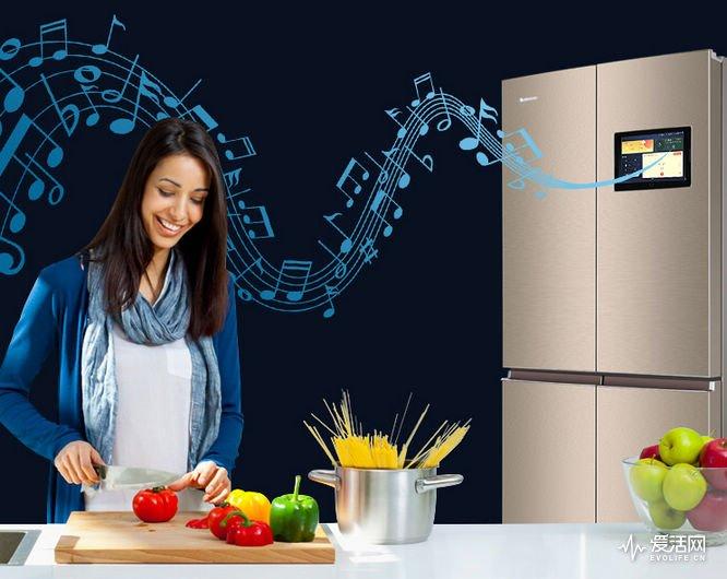 空调卖到手发软的格力这回正式开卖智能冰箱
