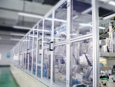 首条全智能光伏电池生产线投产!
