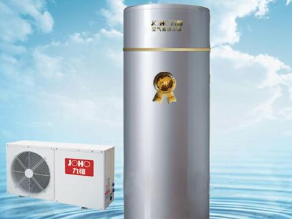 农村热水市场进入空气能一家独大时代!