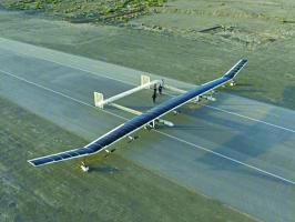 太阳能无人机无限续航?很厉害有木有?