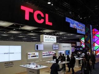 TCL集团拟转让TCL通讯49%股份重组手机业务