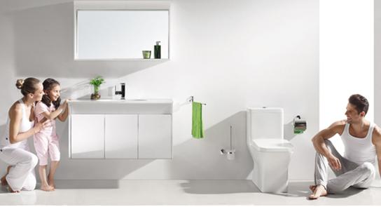 便利 整装卫浴洁具产业或将一路飘红?