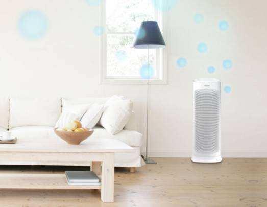 选购空气净化器时这三个因素必不可少