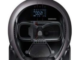 三星推出星球大战限量版机器人吸尘器