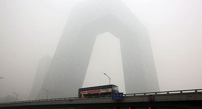 天冷了雾霾还远吗?入冬之前备好抗霾神器