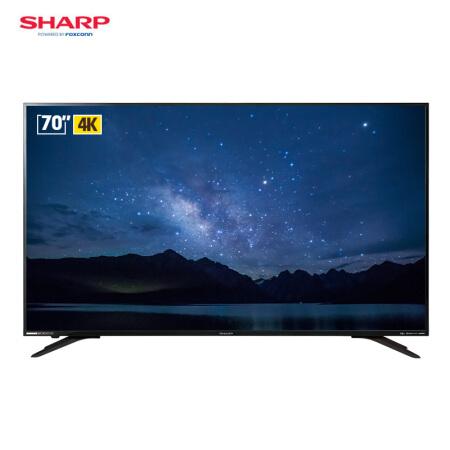 夏普互联网4K超高清大屏电视新品即将在多平台发售