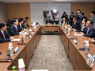 韩国政府要与三星LG携手打赢利发国际利发国际手机客户端版贸易战