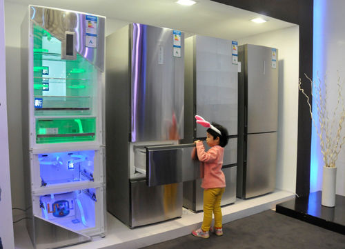 国庆万元以上冰箱市场卡萨帝销量居榜首