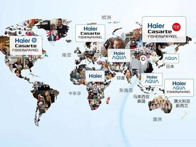 《财富》评最受赞赏中国公司:阿里百度海尔雄踞三强