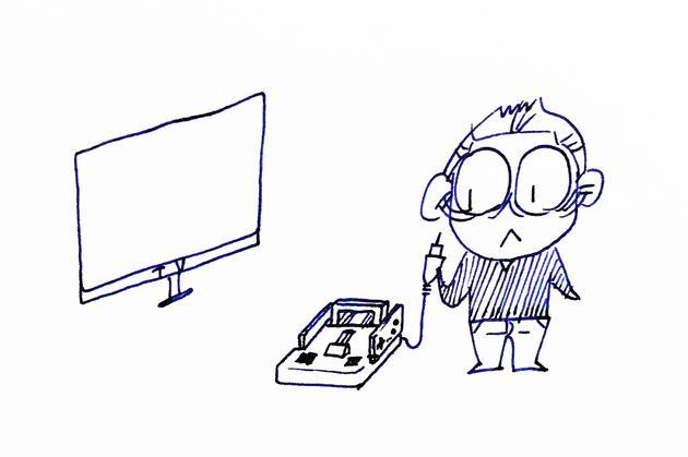 家里换新电视 后面的一大堆接口都是啥?