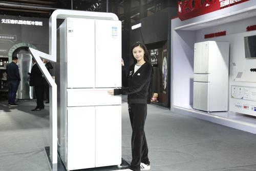 统帅冰箱发布新品:采用iphone装配工艺