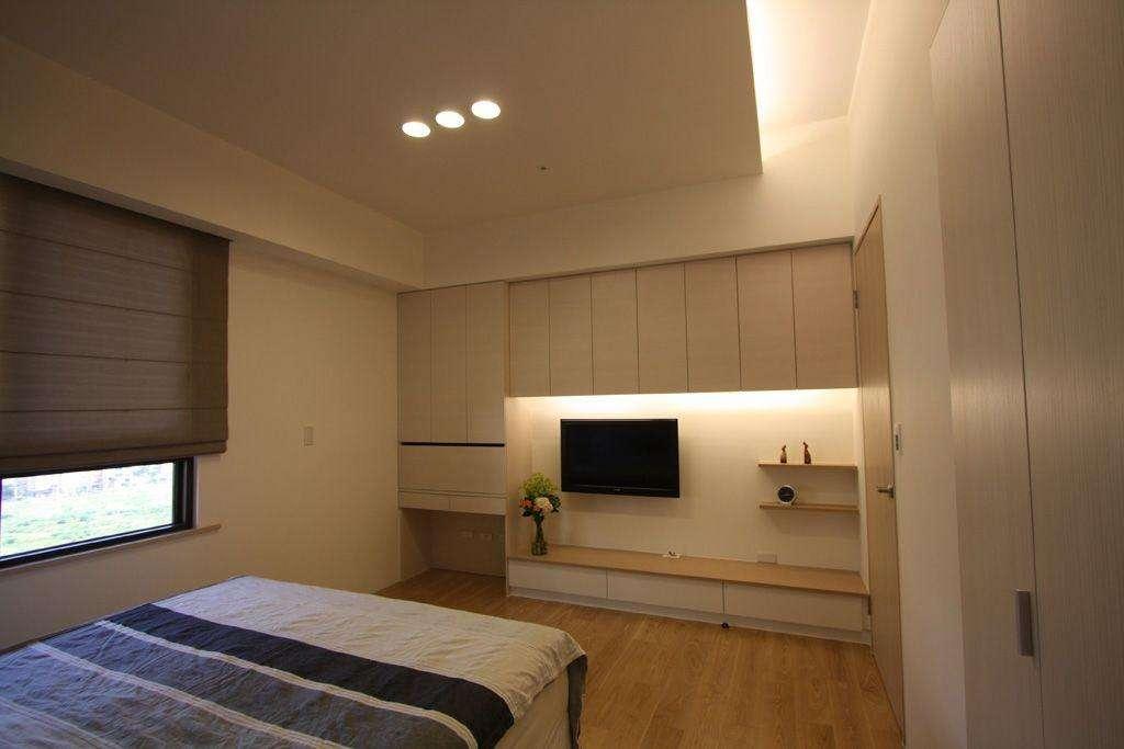 小空间里的大视界 卧室电视让你嗨不停