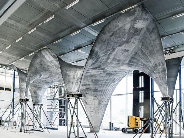 科学家建造了一个能产生太阳能的混凝土屋顶