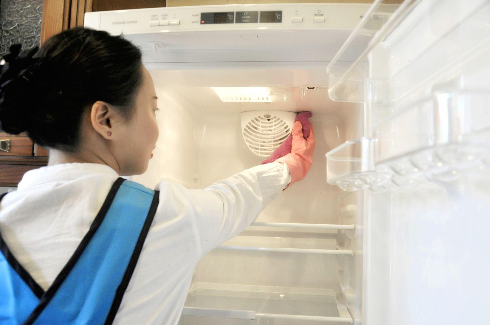 千万不要忽视!保持冰箱清洁很重要