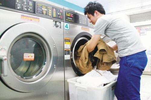 共享洗衣悄然兴起 卫生是须跨越的一道坎