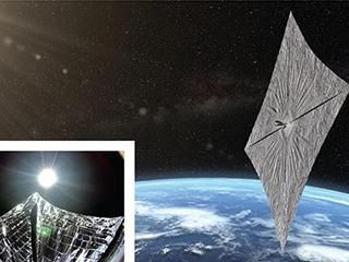 这技术有无前景?太阳帆飞船将进入太空做实验