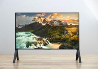 """索尼4K液晶电视Z9D:外观低调,内""""芯""""强悍"""