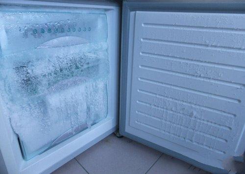 冰箱清除结冰实用办法!值得主妇们借鉴