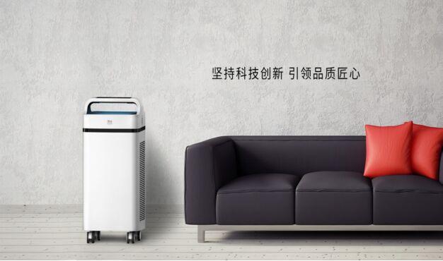 昂吉空气净化器:性能强悍,价格扎心