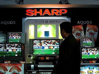 夏普电视正成为中国品牌二季度出货量大增