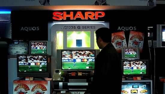 夏普电视正成为中国品牌 二季度出货量大幅回升
