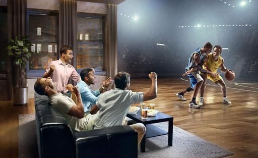 NBA新赛季热血来袭 这款观赛神器你不能错过