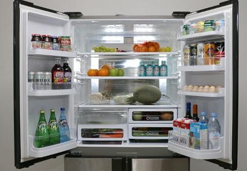 风冷无霜更舒心 夏普冰箱最贴心
