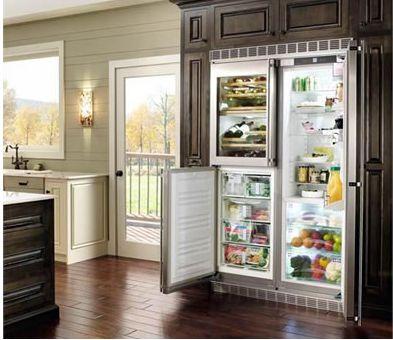 嵌入式冰箱节省空间又美观 但别忽视散热
