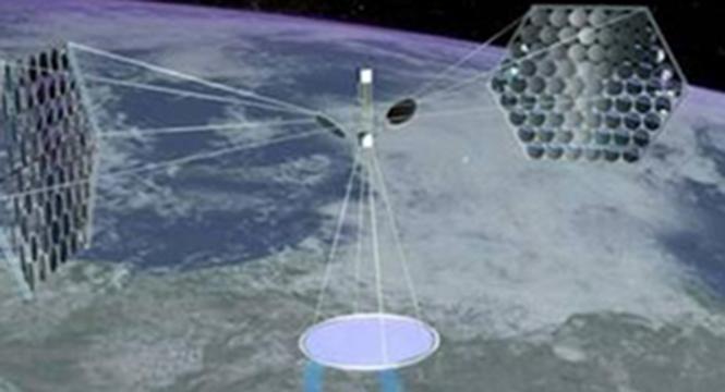中国有能力率先建成空间太阳能电站 或领跑全球