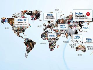海外营收占比43%海尔全球化成绩单卖场揭秘