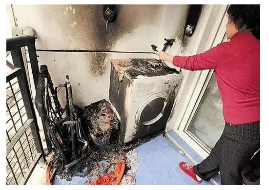 ca88亚洲城使用不当,会引发火灾酿成大祸!