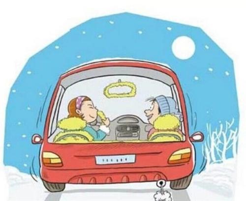 冬季用车技巧 车辆冷启动及利发国际官方网使用篇