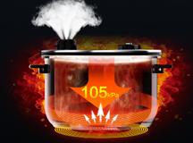 美的食神电压力锅:快速煲汤也香浓