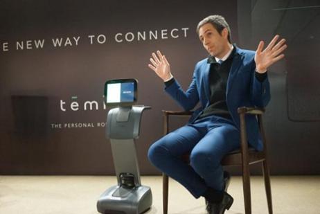 以色列家用机器人temi进入中国市场