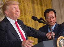 富士康美国百亿美元液晶面板厂签约