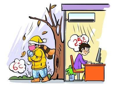 利发国际官方网取暖靠谱吗?怎么做才能更省电?