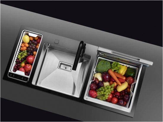 方太水槽洗碗机:改变中国家庭的厨房清洗习惯