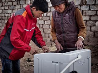 五大优势服务上千县镇 京东首创绿色回收模式