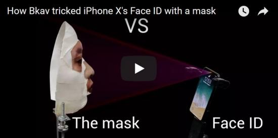 忘掉Face ID吧,五年内你可以用汗水解锁手机!