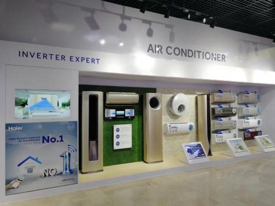 海尔空调巴基斯坦连续11年销量第一