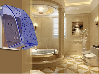 卫浴装修水电隐患多 这5点要注意