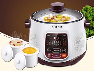电炖锅给你营养美味慢生活,慢慢来!