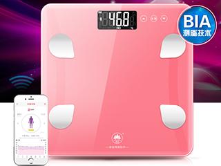 每逢冬季胖十斤?你需要一款智能体重秤