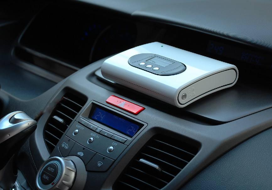 日常用车小帮手 教您选购车载空气净化器